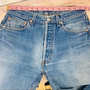 Levi's Jeans - High Waist Vintage 501 Levi's Jeans!
